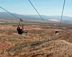 Ziplining Las Vegas - 2 Hours 30 Minutes