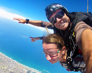 Skydive Oceanside - 13,000ft Jump