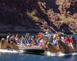 Grand Canyon Helicopter Tour & Black Canyon River Rafting