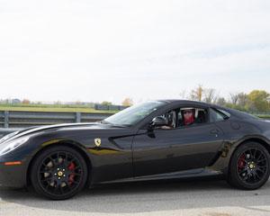 Ferrari 458 Italia 3 Lap Drive, NOLA Motorsports Park - New Orleans