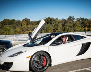 McLaren 570S, 3 Lap Drive, NOLA Motorsports Park - New Orleans