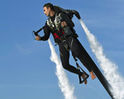 Jetpack and Jetboard San Diego - 40 Minute Flight