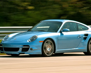 Porsche 911 Turbo, 3 Lap Drive Cresson Motorsport Ranch - Dallas