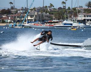 Jetpack Newport Beach - 20 Minute Flight