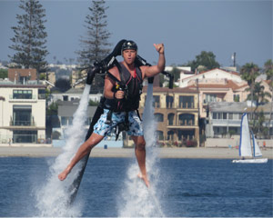 Jetpack Newport Beach - 30 Minute Flight