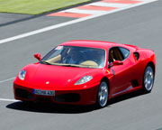 Ferrari F-430, 3 Lap Drive, Driveway Motorsports Track - Austin