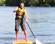 Stand Up Paddle Boarding Orlando, Private Lake - 1 Hour
