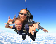 Skydive Hollister - 15,000ft Jump