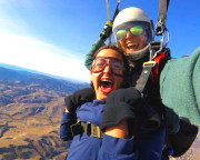 Skydive Hollister - 8,000ft Jump