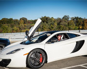 McLaren 570S, 3 Lap Drive, Atlanta Motorsports Park - Atlanta