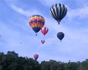 Hot Air Balloon Ride Nashville - 1 Hour Flight