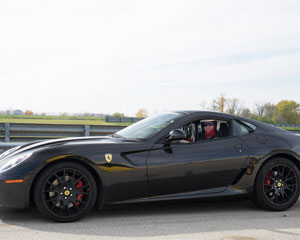 Ferrari 458 Italia, 3 Lap Drive, Raceway Park Englishtown - New Jersey