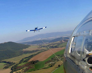 Glider Scenic Flight, Hollister - 25 Minutes