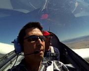 Glider Scenic Flight, Hollister - 1 Hour