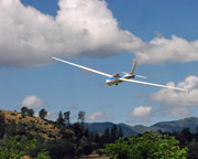Glider Scenic Flight for Two, Napa Valley - 20 Minutes