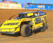 Dirt Track Racing Charlotte, 10 Laps - Carolina Speedway