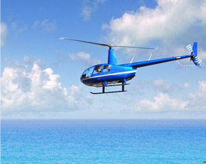 Helicopter Ride Key West - 5 Minutes