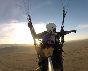 Paragliding Phoenix - 20 Minute Flight