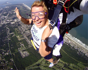 Skydiving Jacksonville, Weekday - 10,000ft Jump