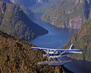 Misty Fjords Seaplane Tour, Ketchikan - 1 1/2 Hour Flight