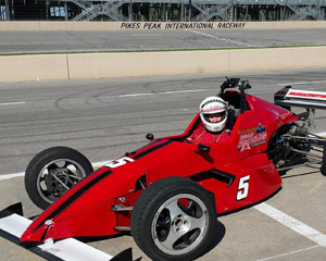 Formula Car 5 Lap Drive - Arizona Motorsports Park