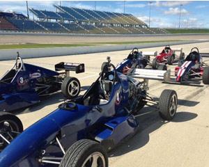 Formula Car 5 Lap Drive - Chuckwalla Valley Raceway