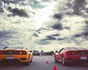 Supercar Autocross Drive 5 Laps - Mohegun Sun
