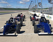 Formula Car 5 Lap Drive - Sandia Speedway