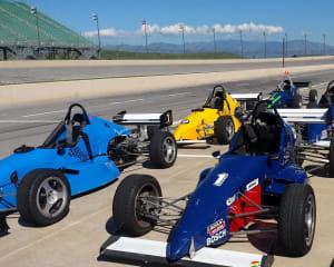 Formula Car 5 Lap Drive - New Jersey Motorsports Park