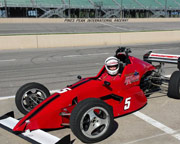 Formula Car 5 Lap Drive - Willow Springs International Raceway