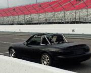 SCCA Mazda Miata 3 Lap Ride Along - Gateway Motorsports Park