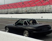 SCCA Mazda Miata 3 Lap Ride Along - New Hampshire Motor Speedway