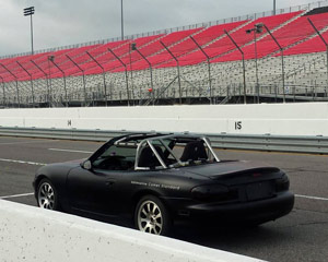 SCCA Mazda Miata 3 Lap Ride Along - Pike's Peak International Raceway