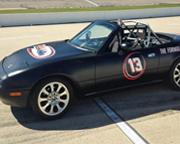 SCCA Mazda Miata 3 Lap Ride Along - Willow Springs International Raceway