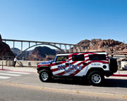 Hummer Tour Las Vegas, The Hoover Dam Tour - Half Day