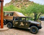 Hummer Tour Phoenix, 4 Peaks - 4 Hours