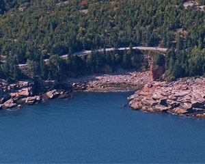 Scenic Flight Acadia, Schoodic Point - 25 Minutes