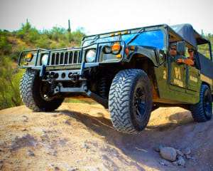 Extreme Hummer Tour Phoenix - 4 Hours