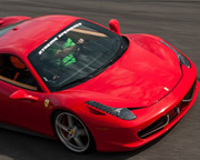 Ferrari 458 Italia 3 Lap Drive,  Blackhawk Farms Raceway - Chicago