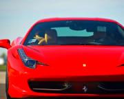 Ferrari 458 Italia 3 Lap Drive, Gateway Motorsports Park - St. Louis