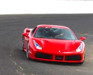 Ferrari 458 Italia 3 Lap Drive - Hallett Motor Racing Circuit - Tulsa