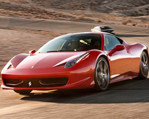Ferrari 458 Italia 3 Lap Drive, Willow Springs International Raceway - Los Angeles
