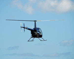 Helicopter Introductory Flight Lesson, Princeton - 30 Minute Flight
