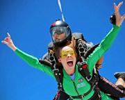 Skydiving Rosharon, Houston - 14,000ft Jump Weekdays