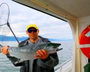 Alaskan Wild Salmon Fishing Tour, Juneau - Full Day