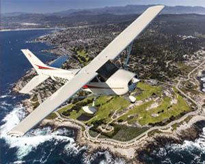 Scenic Flight Monterey - 1 Hour Flight