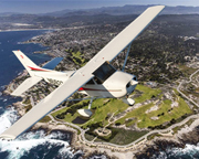 Scenic Flight Monterey - 1 Hour Flight