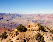 Grand Canyon Bus Excursion with Lunch at the Maswik Lodge, Sedona and Flagstaff - Full Day