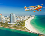 Scenic Flight Miami Shoreline - 30 Minute Flight