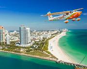 Scenic Flight Miami Shoreline - 30 Minute Flight
